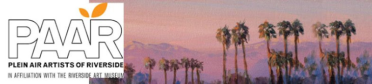 Plein Air Artists of Riverside - Members Gallery