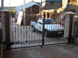 Puerta y motorización