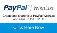 get money, earn money, easy money, paypal wishles