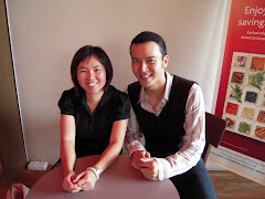 2009年3月12日,和记者访叶剑锋