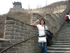2009年4月3日,长城,我又来了!