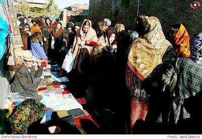 Türkmensärada hepdelik bazarlar