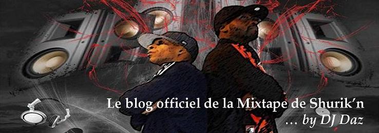 La mixtape officielle de Shurik'n by DJ Daz