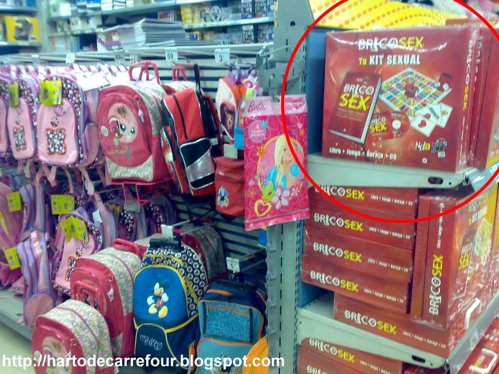 Harto de carrefour juguetes para adultos en el folleto - Folleto juguetes carrefour ...