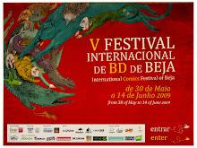 V Festival Internacional de Banda Desenhada de Beja