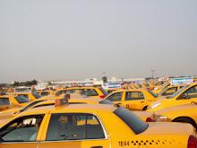 Taxi Lot JFK