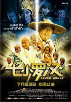 Download Seven Arhat (2010) WEB DL 720p 550MB Ganool