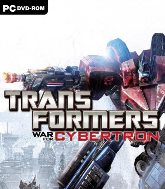 BLOGSOFT: Transformers: War for Cybertron
