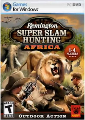 Remington Super Slam Hunting Africa PC Game Download img 1