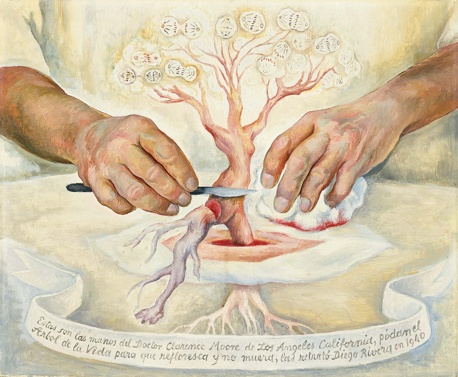 The gallery collection close up diego rivera s the hands for Watercolor paintings of hands