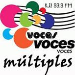 VOCES MÚLTIPLES