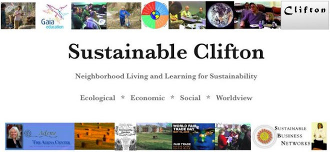 Sustainable Clifton