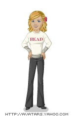 Librarian Denise