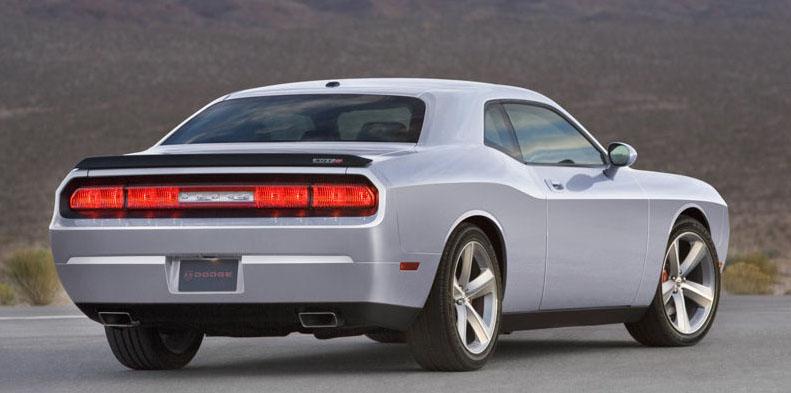 Car Reviews Dodge Challenger Srt8 Silver 2009