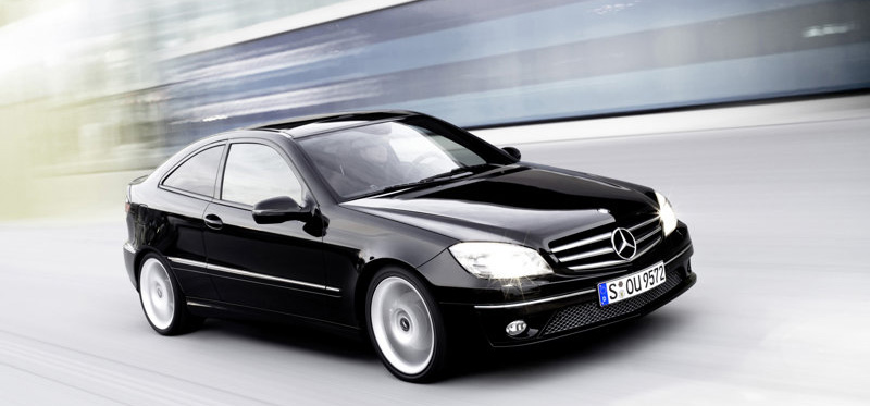Mercedes-Benz CLC (2009) - pictures, information & specs
