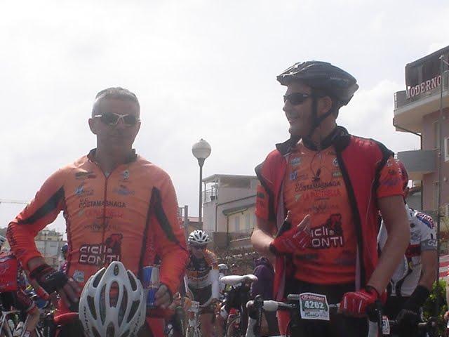 Cerapositivo amarcord del ciclismo aprile 2010 - Dammi solo un minuto gemelli diversi ...
