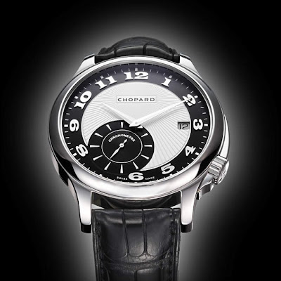 Montre Chopard L.U.C Twist microrotor