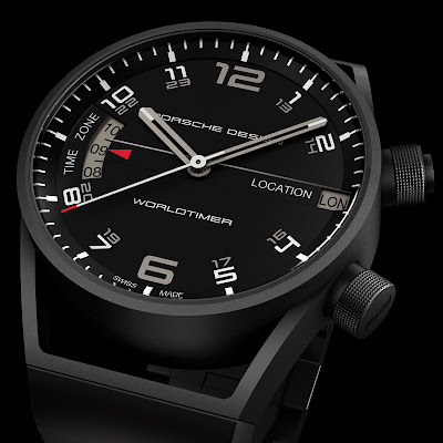 Montre Porsche Design Worldtimer P'6750