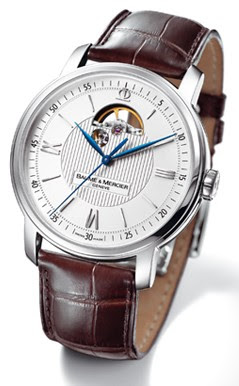Premiere montre automatique Baume+et+Mercier+Classima+Executives+Contemporaine
