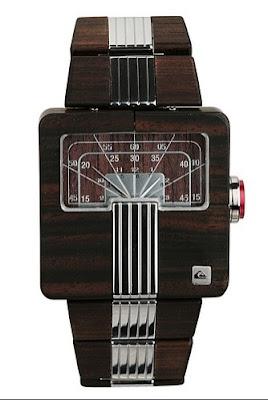 Montre QuikSilver Ray, la montre écologique