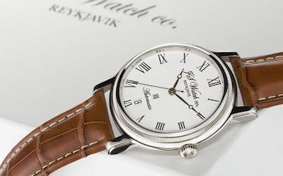 Montre JS Watch Co. 101 Reykjavik