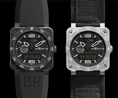 Montre Bell & Ross Instrument BR03 Type Aviation