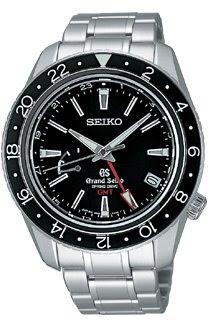 Montre Grand Seiko Spring Drive GMT SBGE001