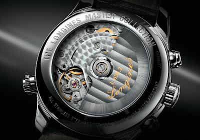 Mouvement Montre Longines Master Collection Retrograde