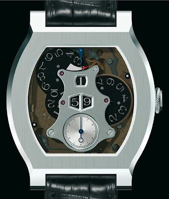 Montre F.P. Journe Vagabondage II