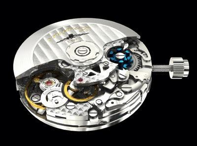 Mouvement Automatique Chronographe roue à colonne ETA A08.231