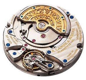 Montre A. Lange & Söhne Saxonia Automatik calibre L921.4 SAX-0-MAT