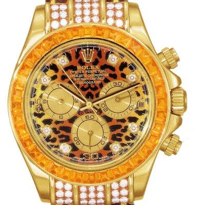 Montre Rolex Daytona Mobutu réf.116598 SACO