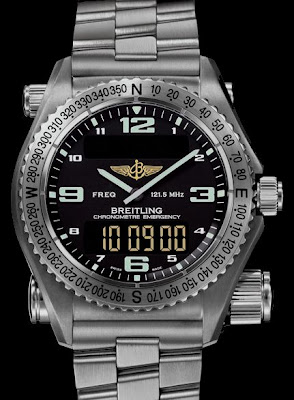 Montre Breitling Emergency