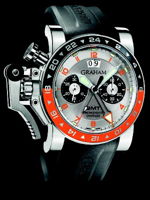 Montre Graham Chronofighter Oversize Big Date GMT