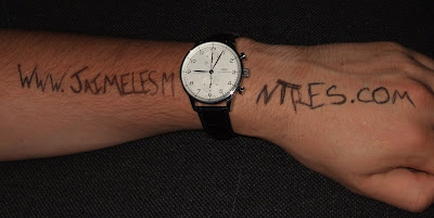 Wristshot IWC Portugaise J'aime les Montres