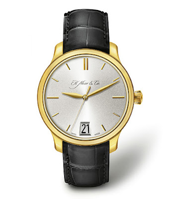 Montre H. Moser &amp; Cie Monard Date