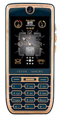 Téléphone Mobile Ulysse Nardin Chairman
