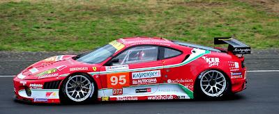 Ferrari 430 n°95 - Jean Alesi - Watchclub.com