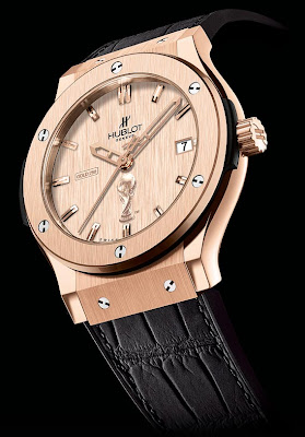 Montre Hublot Classic Fusion Gold FIFA World Cup