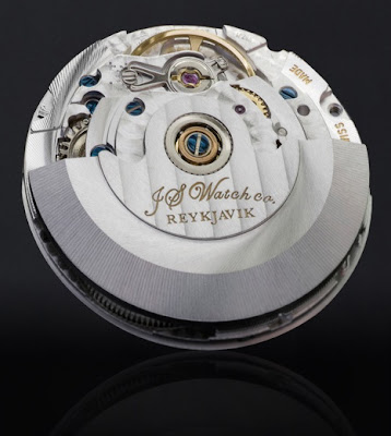 Mouvement Automatique Montre JS Watch co. Reykjavík Sif N.A.R.T