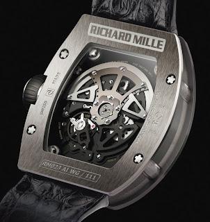 Calibre RM 023 Richard Mille