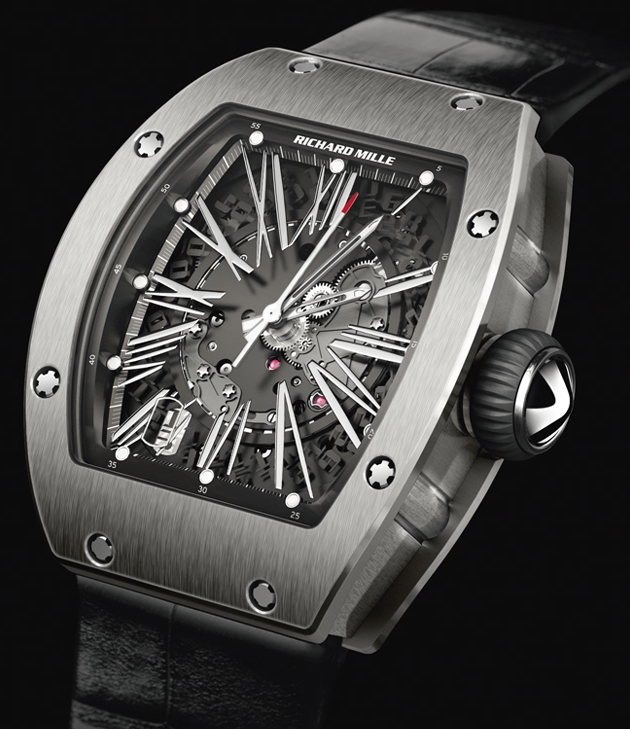 j 39 aime les montres la montre du jour richard mille rm 023. Black Bedroom Furniture Sets. Home Design Ideas