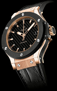Montre Hublot Big Bang Gold Ceramic 38mm Automatic