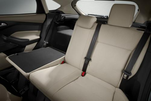 Ford Focus 2012 Interior. 2012 Ford Focus Electric at