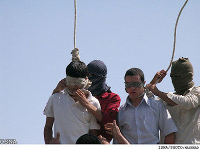 ... including Iran and Saudi Arabia, are known to have put people to death ...