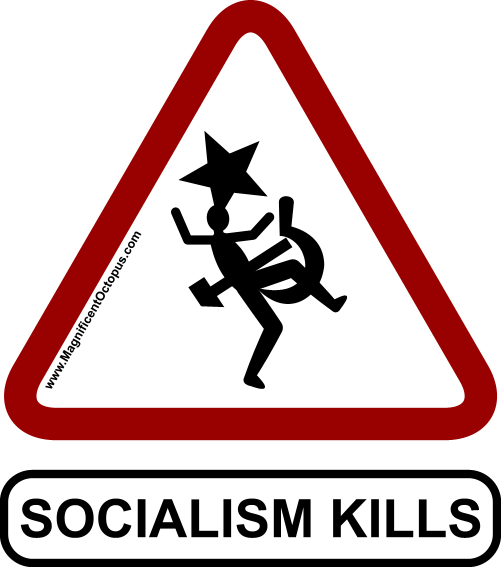 Socialism kills old folks