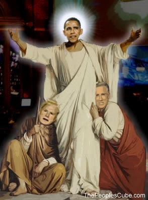 http://1.bp.blogspot.com/_RwdH5DTKRas/SonXqU3ogZI/AAAAAAAAB3Q/8TNuV3KO7Lk/s400/b-obama_jesus_matthews_olberm-peoples-cube.jpg