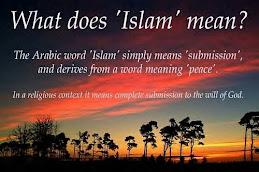 ISLAM SUCI. ISLAM AMAN, ISLAM BENAR