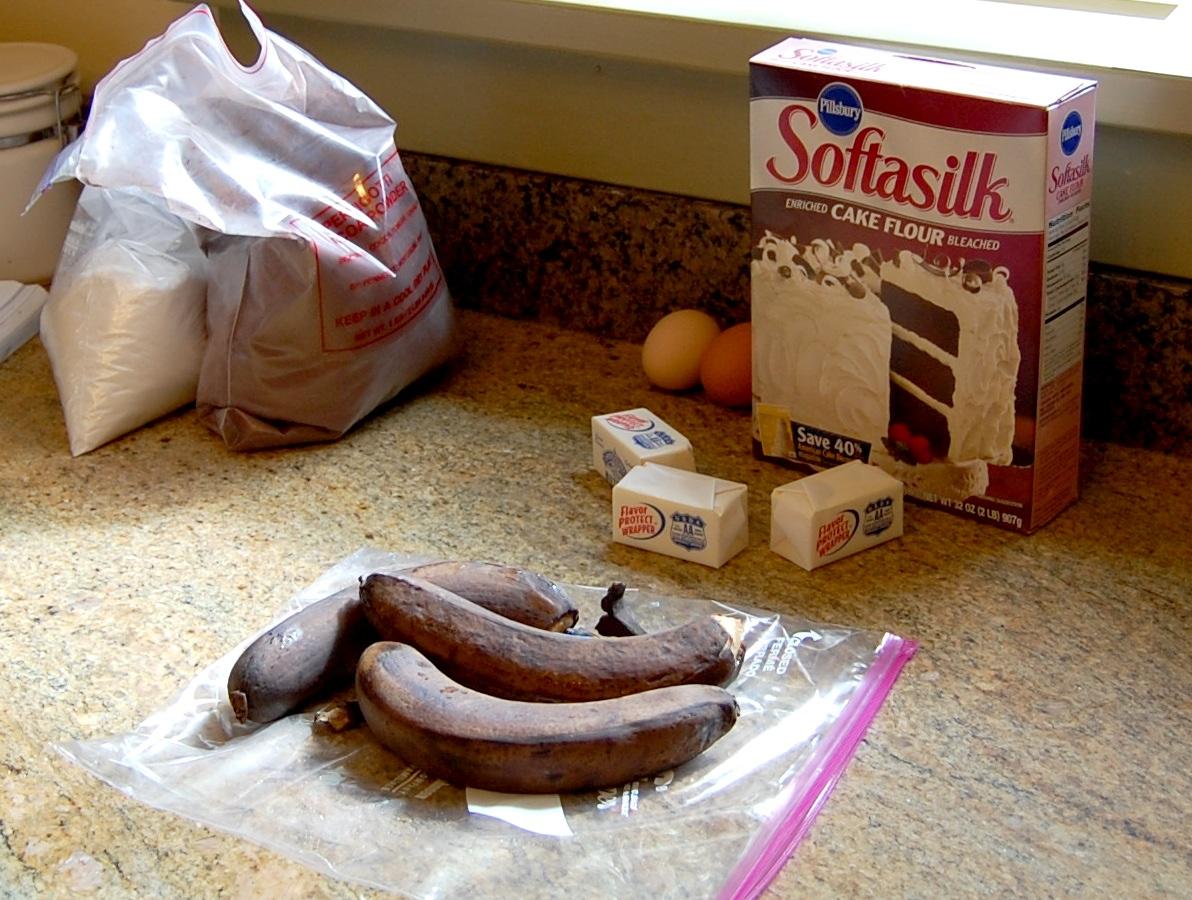Tell Me How To Ripen Banana S To Make Cake
