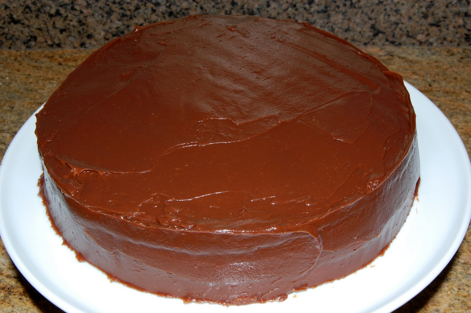 Cake With Chocolate Milk : *: White Velvet Cake with Milk Chocolate Ganache